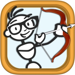 Stickman Archer Adventure FREE - Aim and Shoot Mission