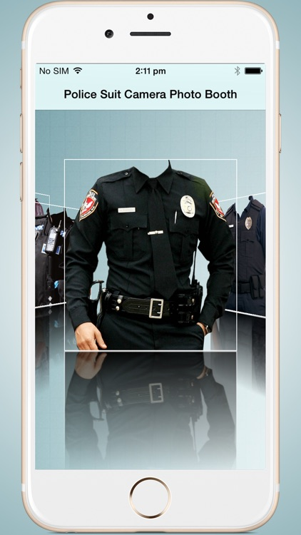 Police Suit Photo Maker screenshot-3