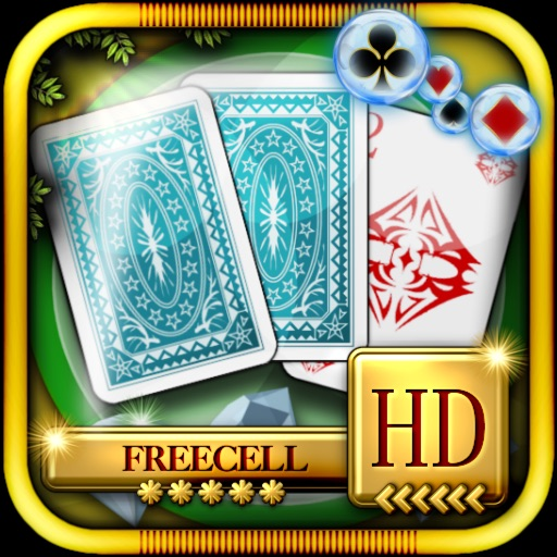 ACC Solitaire HD [ Freecell ] - classic card games