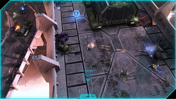 Halo: Spartan Assault screenshot-3
