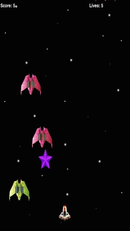 Galaxy War - Space Ship Battle