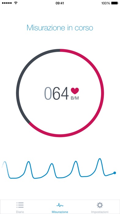 Runtastic Heart Rate PRO Cuore