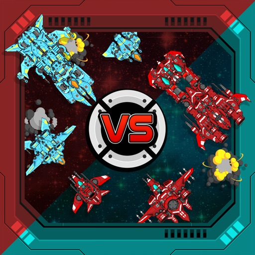 Galaxy Invaders HD - Multiplayer Space War Strategy