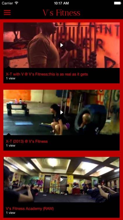 V's Fitness