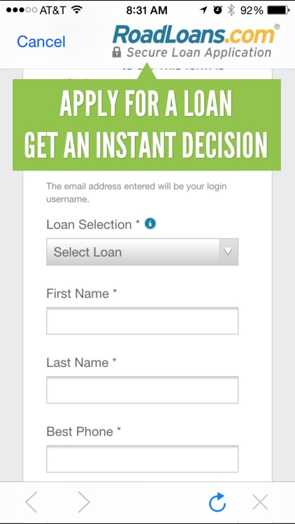 RoadLoans - Tools for Cars: Finding, Buying, & Owning - with Loan Calculator, VIN Scanner, & More screenshot-3