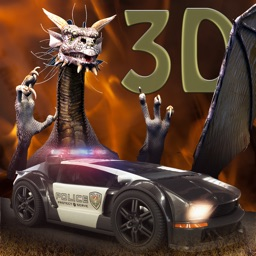 Police Wars X -  Realistic off road Dragon Rally vs  NYC Cops patrol 3D FREE ( new arcade version )