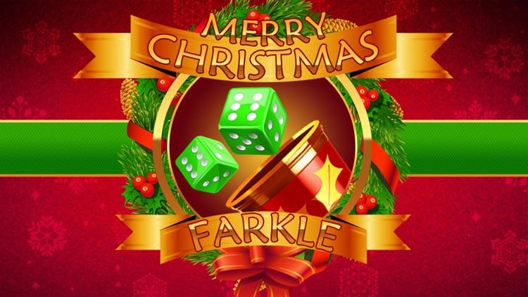 Merry Christmas Farkle screenshot-3