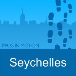Seychelles : Offline Map