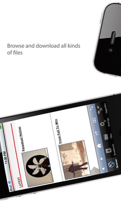iDownloads PLUS PRO - Downloader and iDownload Manager