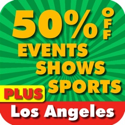 50% Off Los Angeles & Hollywood Events, Shows & Sports Guide Plus by Wonderiffic ™