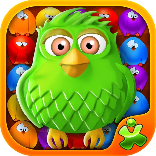 Bubble Birds 3 - Match 3 Puzzle Shooter Game iOS App