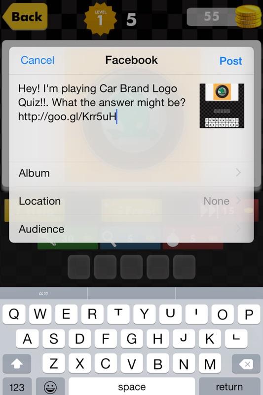 Cars Brand Logos Trivia Quiz ~ My smart sports Auto Motors
