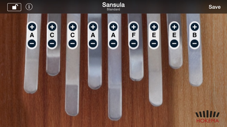 Sansula screenshot-1