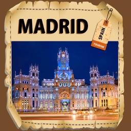 Madrid Travel Guide - Offline Map