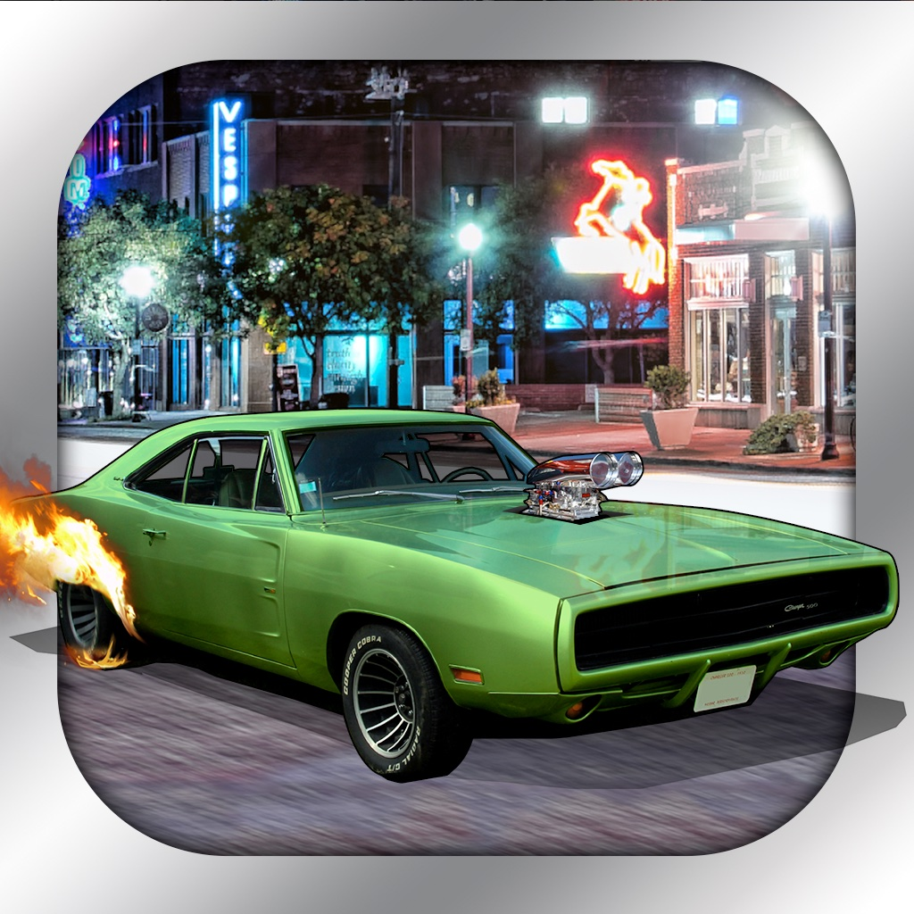 Absolute Muscle Car - eXtreme Drag Racing Speed Games