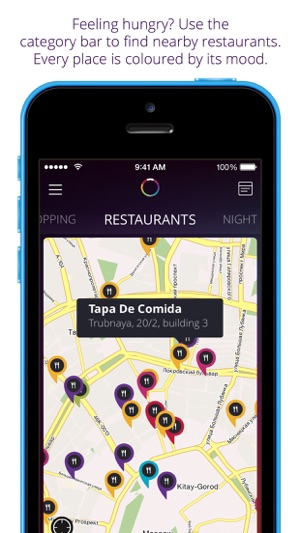 moscow travel guide map momondo places on the app store rh itunes apple com Audio Guide On Map Audio Guide On Map