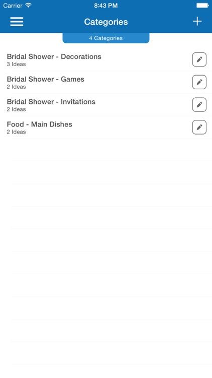 eventzulu 2 - The Ultimate Event Planner screenshot-3