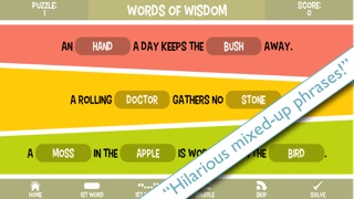 Just Saying - the hilarious game of mixed-up phrases!