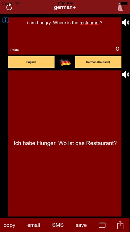 german+: German & English Translator and Translation Engine screenshot-4