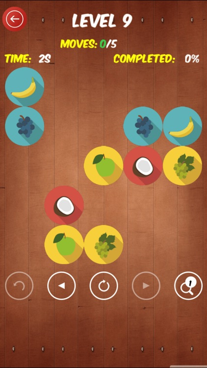 Connect the Fruit - 700+ Levels of Fun screenshot-4