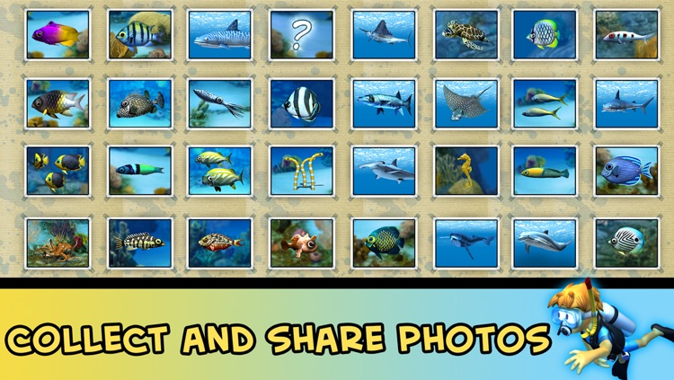 Divemaster - the Scuba Diver Photo Expedition Adventure game with sharks and dolphins