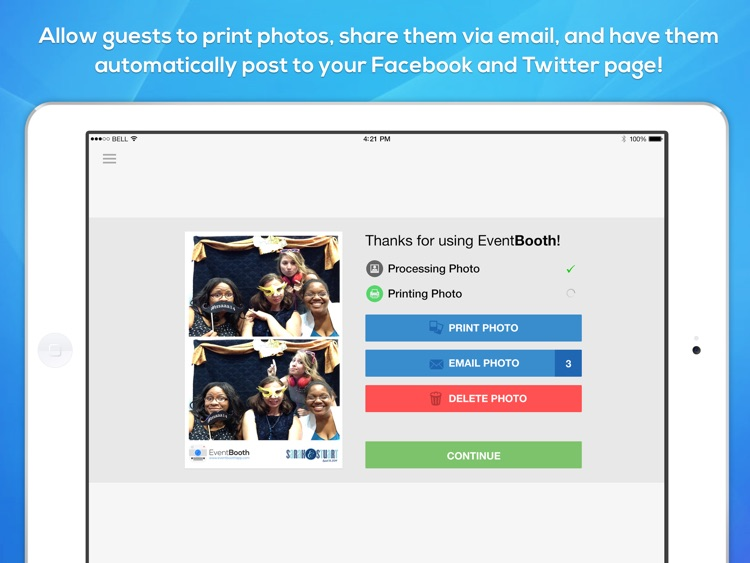 EventBooth - Shoot, Manage, and Share Event Photos