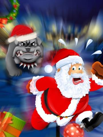 screenshot 5 for adventure of santa claus run fun christmas games for kids - Fun Christmas Games For Kids