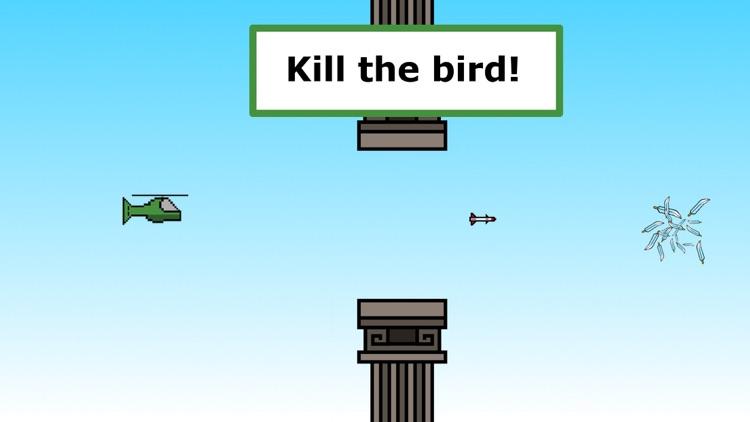 Attack Copter: Bird Hunter screenshot-4