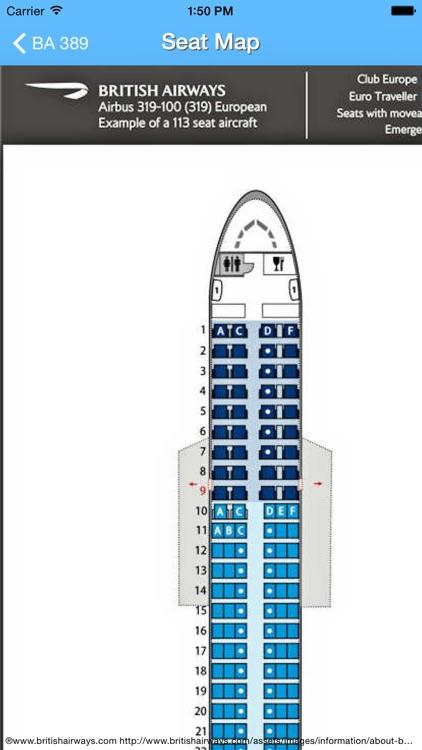 London Heathrow iPlane Flight Information screenshot-4