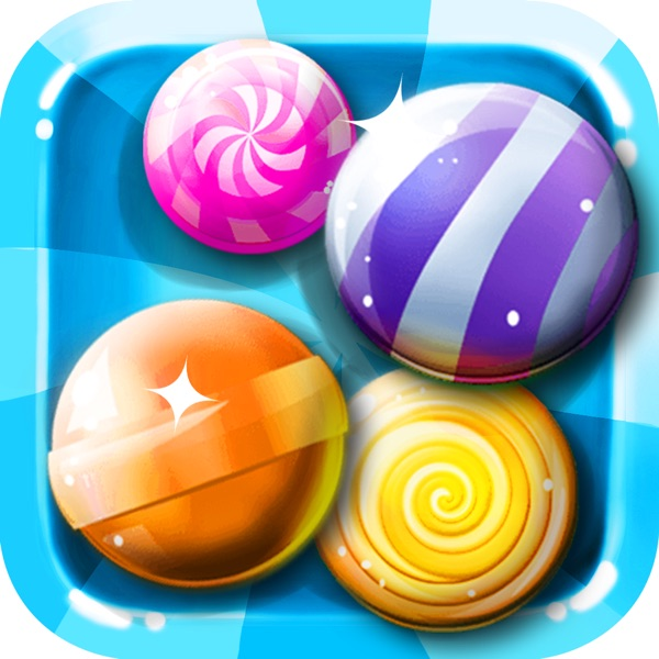 ```A Candy Match-3 2015` - fruit mania adventure in mystery puzzle game vib-er pop