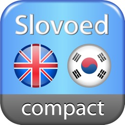 Korean <-> English Slovoed Compact talking dictionary