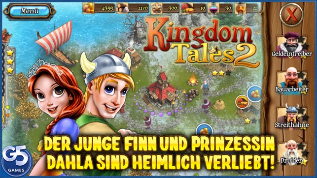 Kingdom Tales 2 (Full) Screenshot
