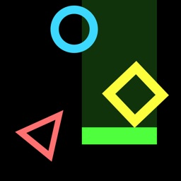 catch color geometry tiles - addictive arcade game