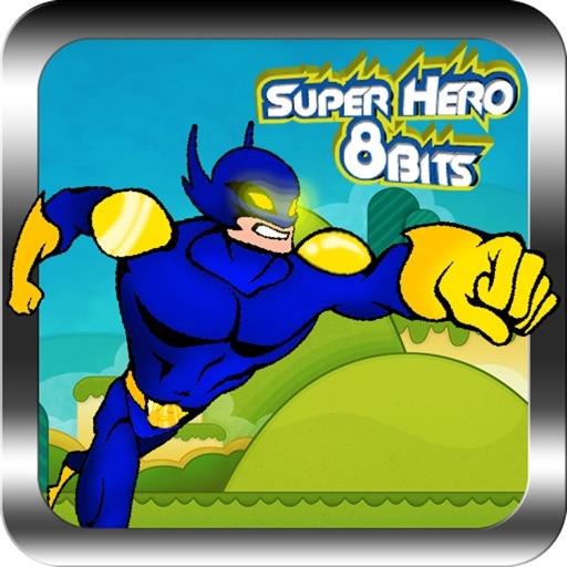 Super Hero 8 bits Arcade Legends iOS App