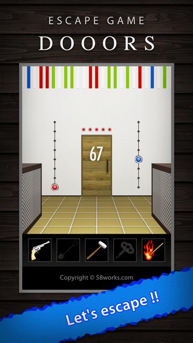 脱出ゲーム DOOORS ScreenShot2