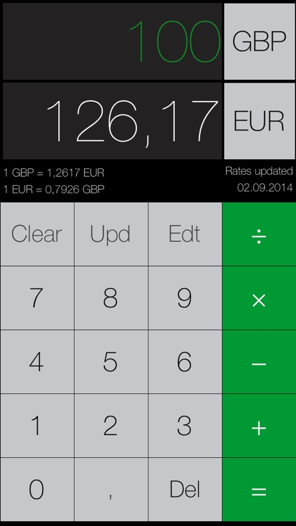 Currency Converter Compact
