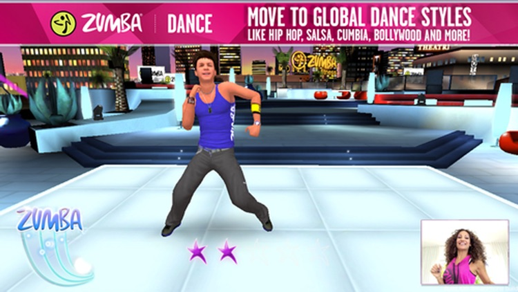 Zumba Dance screenshot-2