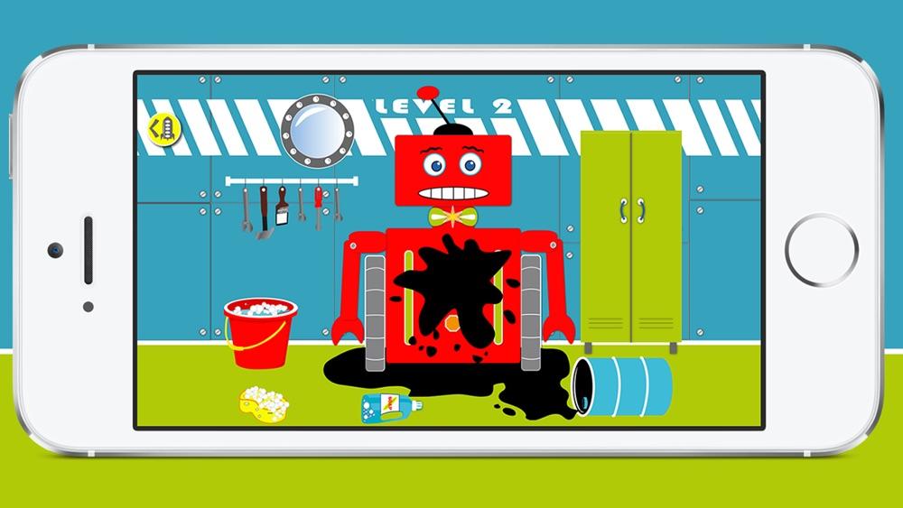 Robo Rocket by Jaca Bee - Robot game for preschool children hack tool
