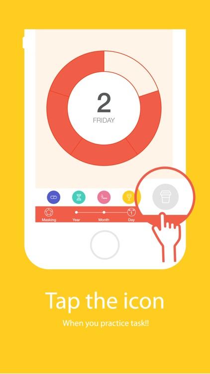 Life Graphy : Goals & Habits manager screenshot-4