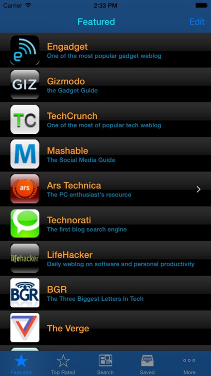 InoTechNews tech news screenshot-0