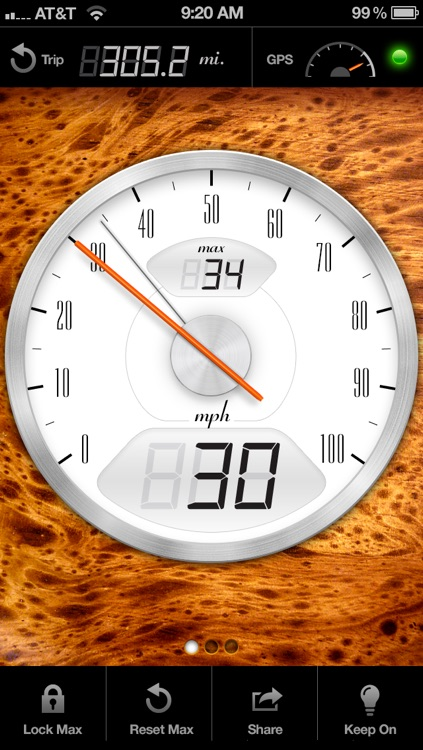 Speedometer+ screenshot-0