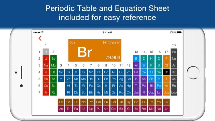 Chem Pro: Chemistry Tutor in Your Pocket screenshot-4