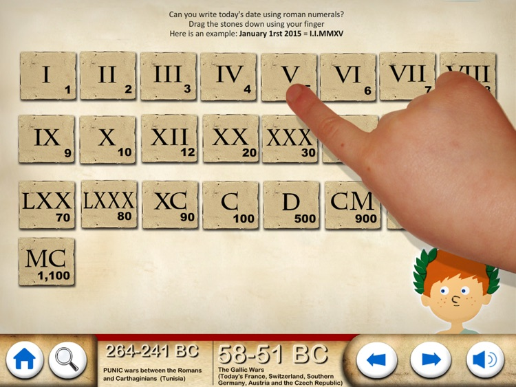 Ancient Rome For Kids screenshot-3