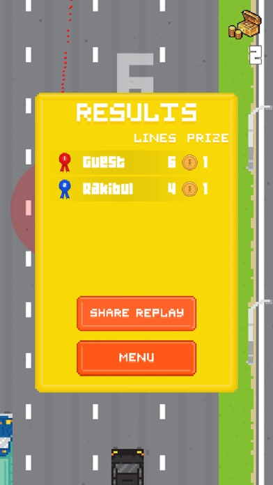 Jaywalker! - 2D Endless Arcade Runner
