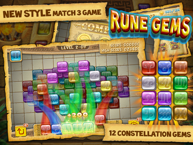 Rune Gems Screenshot
