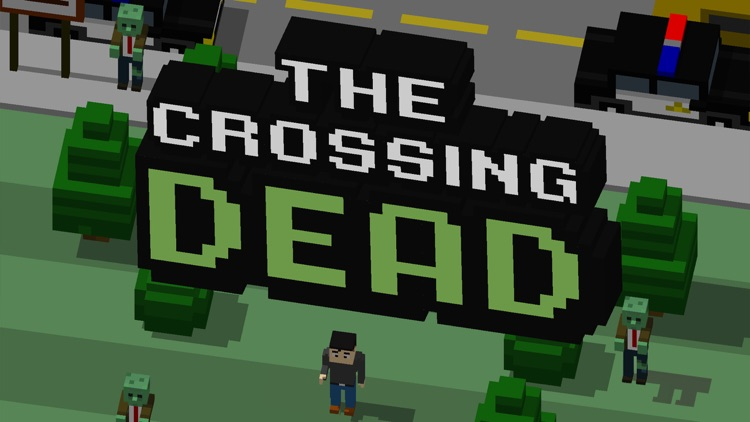 The Crossing Dead - Endless Apocalyptic Hopper screenshot-0
