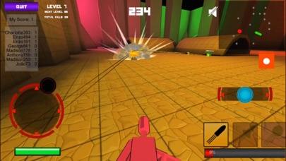 Pixel Tank 3D - Multiplayer Shooter screenshot three