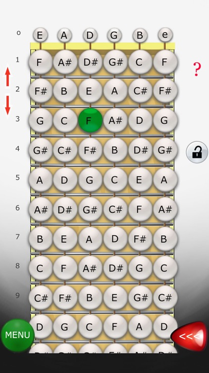 iJangle Guitar Chords Plus: Chord tools with fretboard scales and guitar tuner screenshot-3