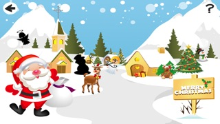 ABC 記憶遊戲 兒童 - 了解 聖誕節和 聖誕老人屏幕截圖5
