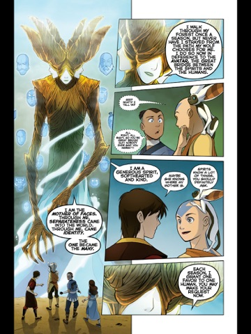 Avatar The Last Airbender The Search Part 3 By Gene Luen Yang